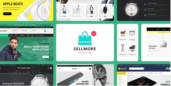 sellmore theme opencart